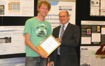 2011 PDP Annual Prize in Engineering Hydrology Awarded