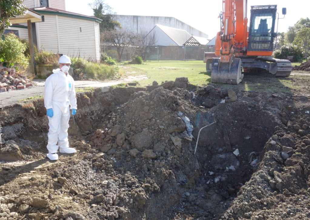 Contaminated Land Services