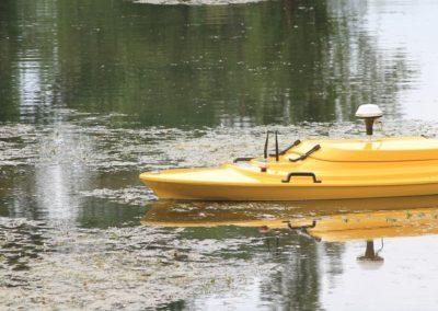 Bathymetric Surveying using Acoustic Methods