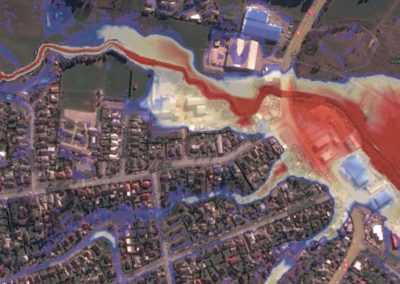 Flood Mapping and Options Assessment for the Taitarakihi Creek