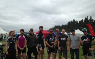PDP take first and second place in The McLeans Island mountain biking event