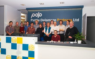 PDP's Christchurch office has relocated!