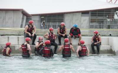Swiftwater Skills Training