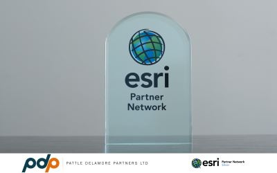 PDP Joins the ESRI Silver Partner Network