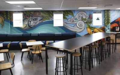Auckland Office Gets New Mural