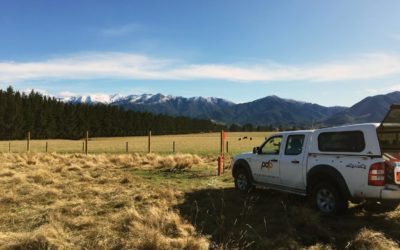 New Land Disposal System for Hanmer Springs Treated Wastewater