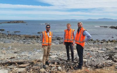 Christchurch Team Wins Contract for Ocean Beach Landfill Project