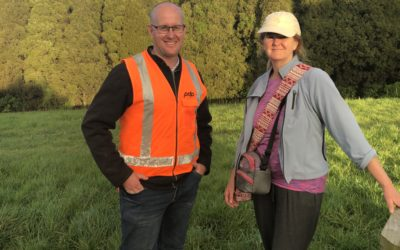New Partnership with National Wetland Trust of NZ