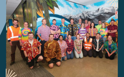 Christchurch Celebrate Loud Shirt Day
