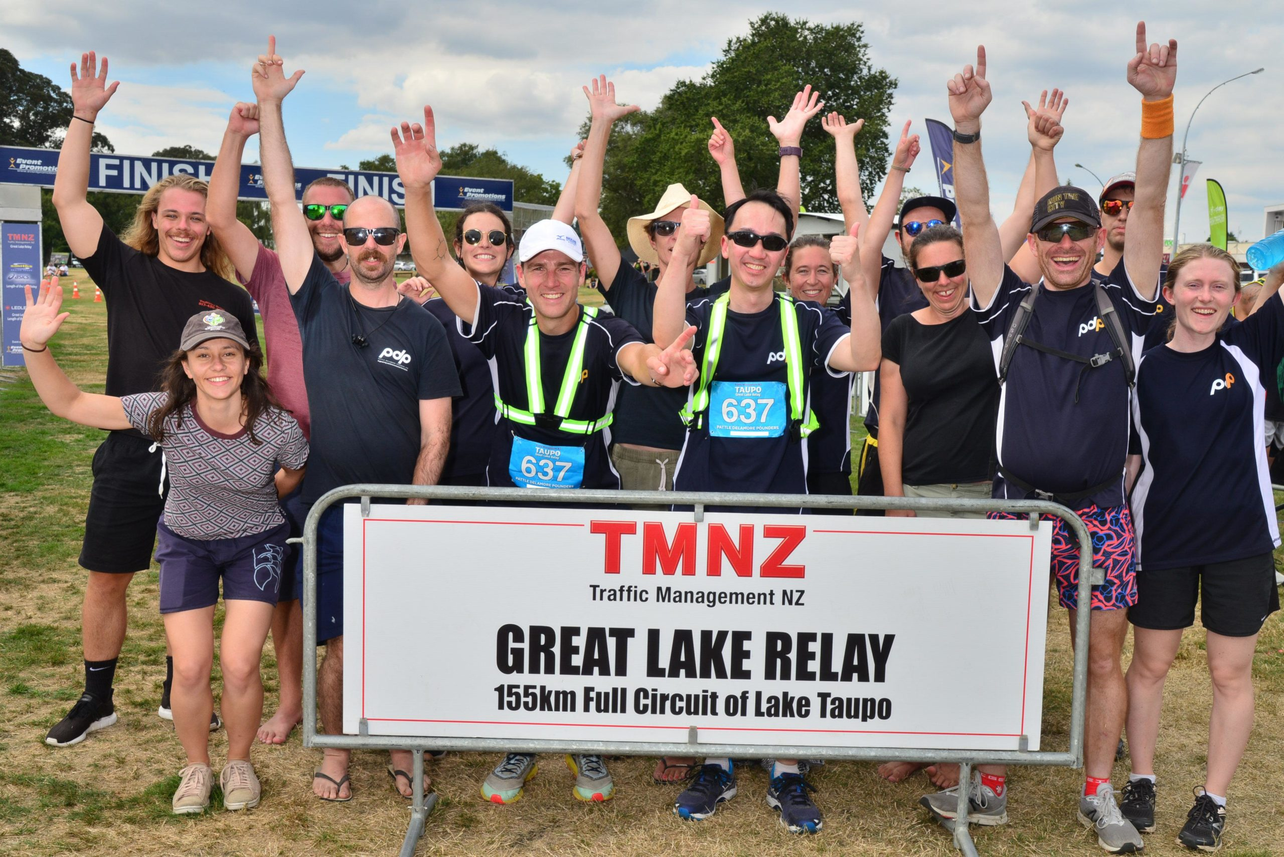 PDP in Great Lake Relay